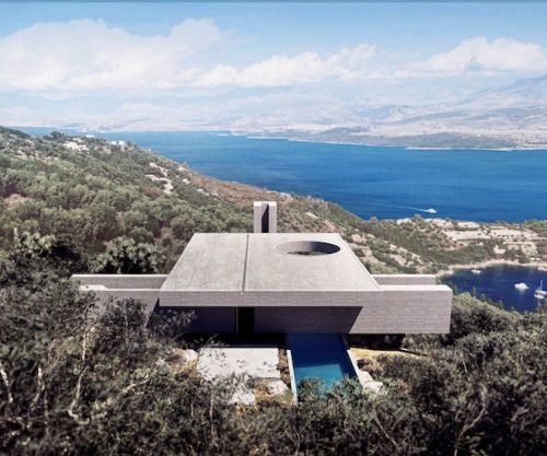 Mythology-Inspired Casa Odyssia Is The Ideal Place For Relaxation