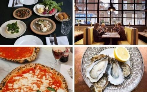 Our favourite London restaurants, by the Telegraph critics