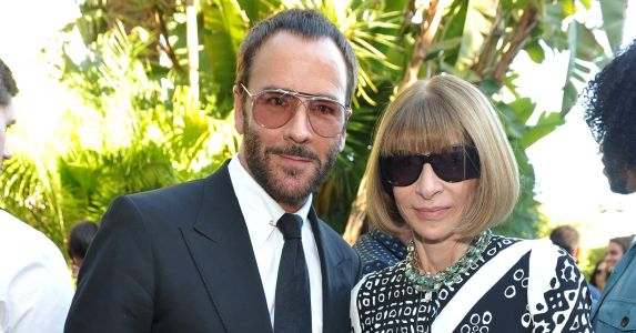 Tom Ford and Anna Wintour launch A Common Thread, a fashion fund for COVID-19 relief