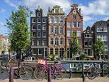 Spend a weekend in Amsterdam now that there's a direct Eurostar line from London