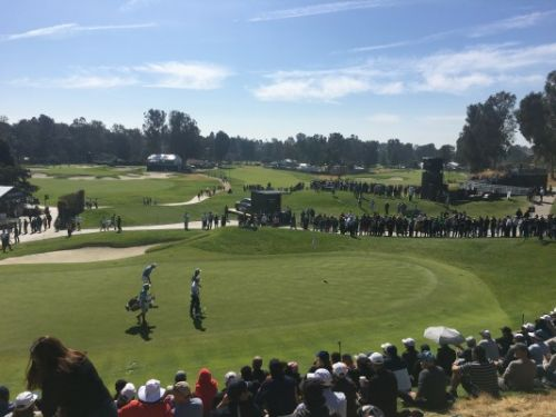 On Assignment: Four Days of Golf, A Year in the Making