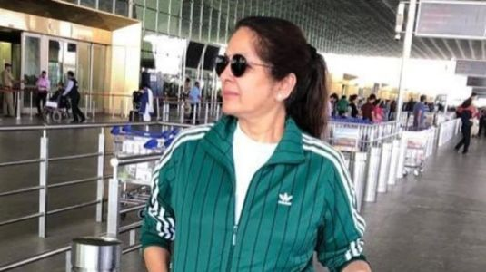 Move over Ranveer Singh, Neena Gupta teaches how to rock tracksuit look