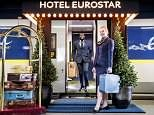 Eurostar expands operation to allow passengers to book hotels through its website