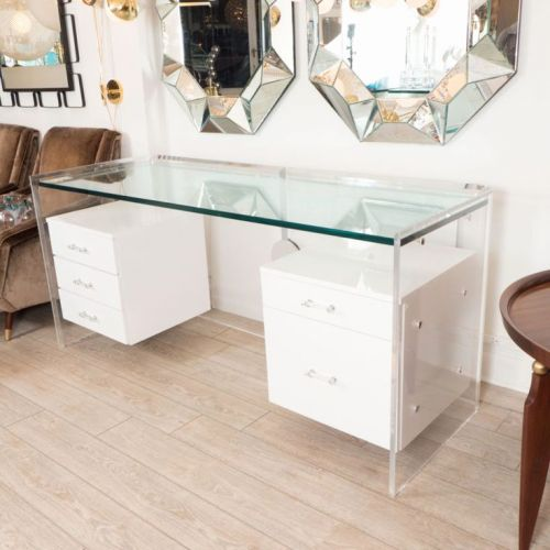 20 Beautiful Makeup Desk with Drawers Pictures