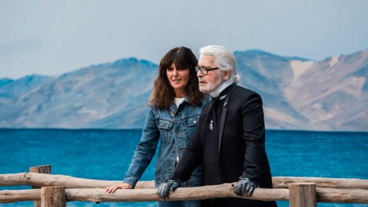 Everything you need to know about Virginie Viard, Karl Lagerfeld's successor at Chanel