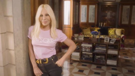 Must Read: Donatella Versace's '73 Questions,' Amazon Is on Track to Become the World's Largest Apparel Retailer