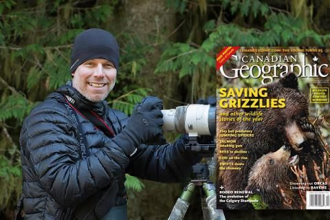 Behind the covers: My journey as a published wildlife photographer