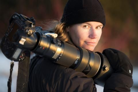 "Q&A: Wildlife photographer Daisy Gilardini on her travel plans, essential gear and ""3 Ps"""