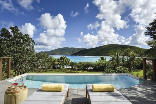 Escape To The BVI's Sparkling Hidden Gem Little Dix Bay