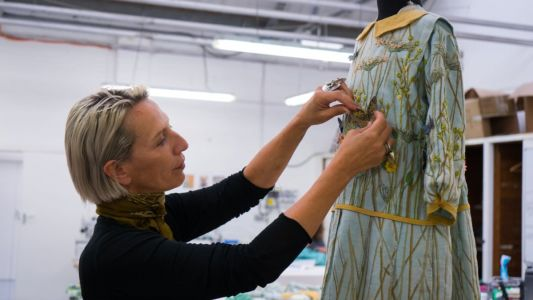 How Michele Clapton Grew the Costumes for 'The Secret Garden'