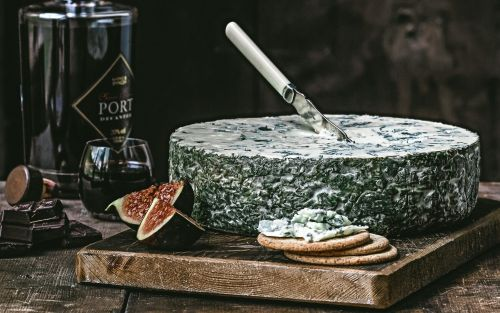 The new British blues that are replacing Stilton on the cheeseboard