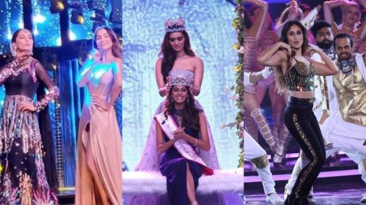 Miss India 2018 best moments: Malaika-Madhuri on the ramp to Kareena's killer moves