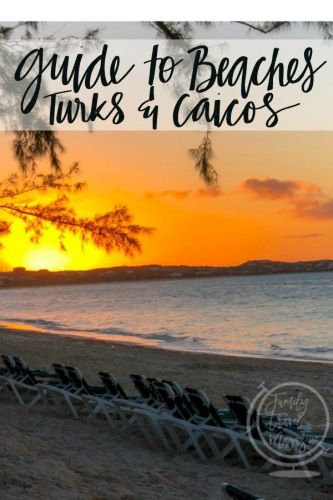 A Guide to Beaches Turks and Caicos Resort