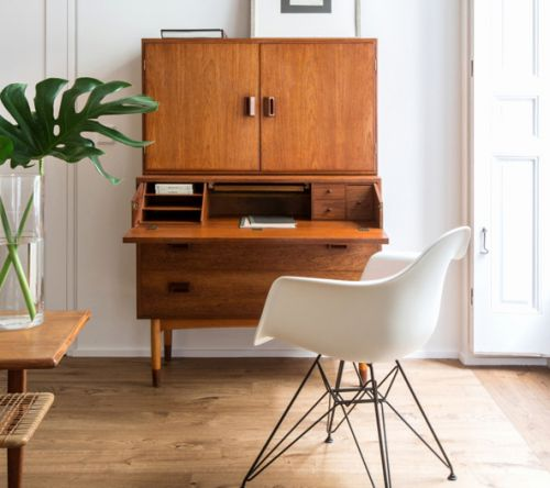 30 Fresh Mid Century Modern Office Desk Images