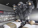 The wackiest hotel rooms in Japan revealed