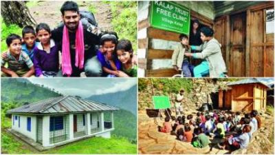 Bringing health to the hills