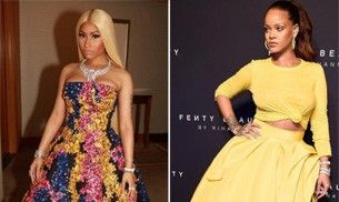 Nicki Minaj to Rihanna: How these icons upped the fashion game at NYFW