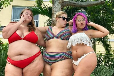 Body-positive bloggers offer glorious response to fat-shaming