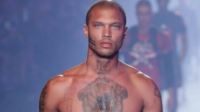 All Eyes Are On 'Hot Convict' Jeremy Meeks At Milan Fashion Week
