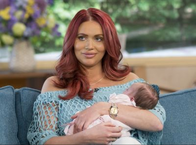 Stop judging Amy Childs - mothers should be allowed to wean their baby early