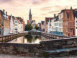 Authorities in Bruges want to limit the number of tourists visiting the city