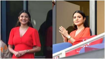 Anushka Sharma sets yet another example in sustainable maternity fashion; guess the price of her dress