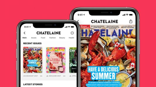 Toronto Life Magazine is Now Available on Apple News+