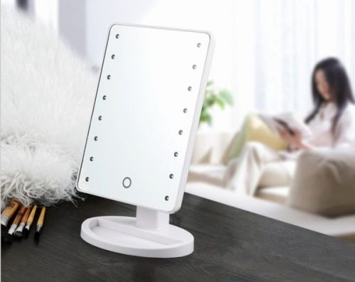 30 Fresh Desk Mirror with Lights Images