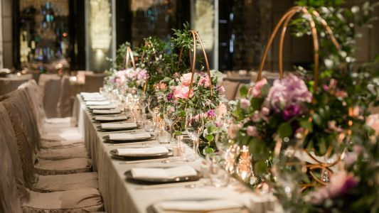 The Ritz-Carlton's upcoming showcase has all the inspiration you need for the wedding of your dreams
