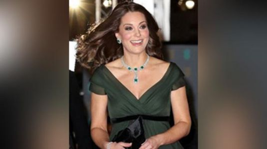 BAFTAs 2018: Kate Middleton spills her evergreen charm on the red carpet