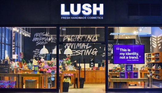 Lush launches new campaign in support of trans rights