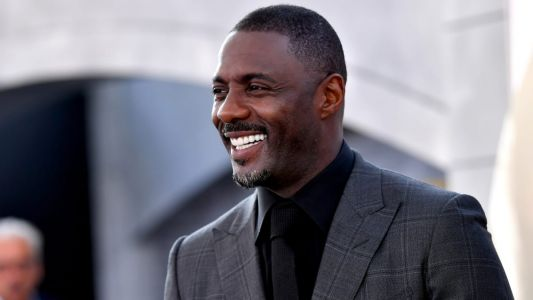 Idris Elba's Stylist Explains What It's Like to Style a Perfect Person