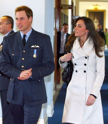 Happy Anniversary, Will & Kate! A Roundup Of Their Best Couples Slays