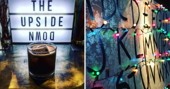 You can visit the Upside Down at this Stranger Things-themed popup bar