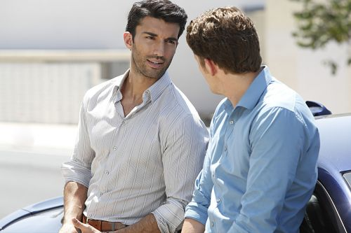 Jane The Virgin Star Justin Baldoni: 'It Is Exhausting Trying To Be Man Enough'