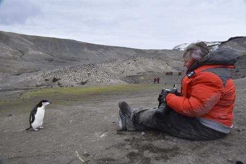 How the Homeward Bound expedition program is empowering women in science