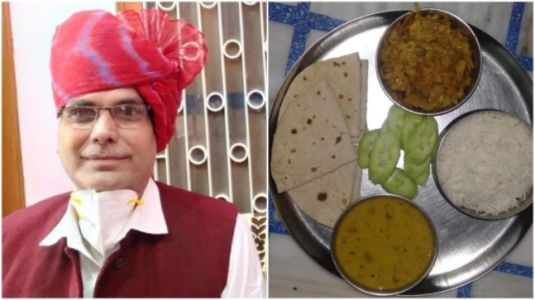 Covid Heroes of the Day from Bikaner: Nagrik Seva Sansthan provides free meals to Corona patients