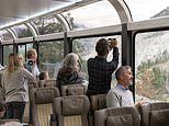 New U.S. train journey from Moab to Denver will feature glass-dome carriages