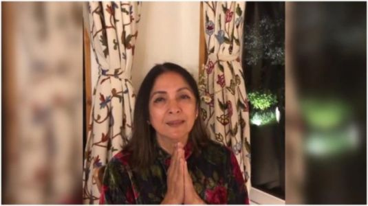 Neena Gupta in new video: Be careful and alert during Cyclone Nisarga
