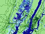 Internet infrastructure beneath major cities could become submerged by 2033 as sea levels rise
