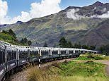 The Belmond Andean Explorer tours Peru in luxury