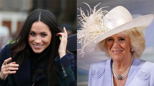 Meghan Markle has wedding jitters; Camilla comes to the rescue