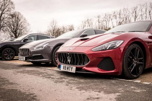 Drive, Design & Gourmet - Maserati Experience It's A Lifestyle