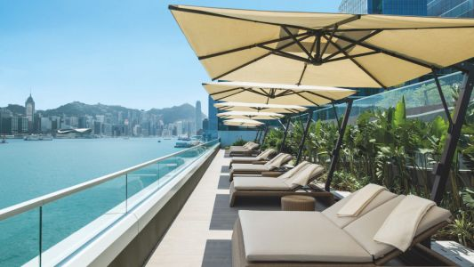 Suite Staycation: Waterfront relaxation at Kerry Hotel, an urban resort in Hung Hom