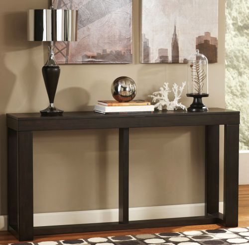 49 Beautiful Dark Wooden Console Table Graphics