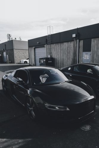 Envyavenue:Audi R8 Takeover