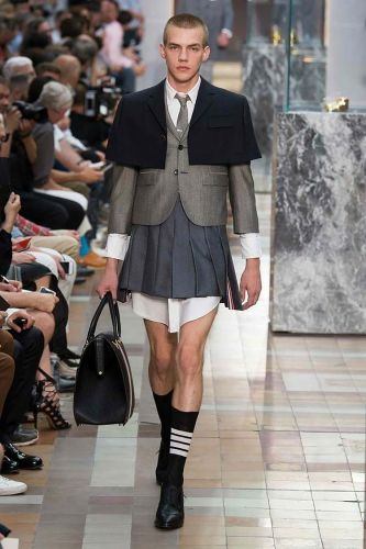 Catwalks - How Disconnected Are They For Menswear?