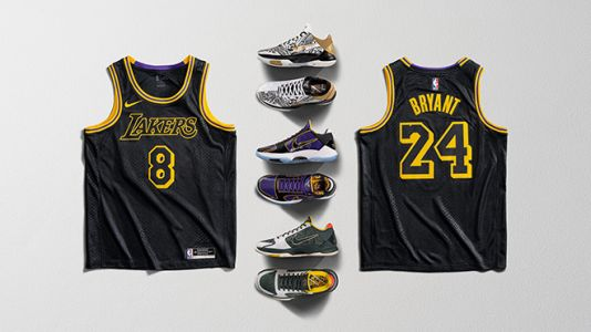 Nike Honours American Basketball Player, Kobe Bryant For 'Mamba' Week