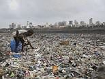 Tidal wave of 111 MILLION tonnes of plastic pollution could flood the planet by 2030