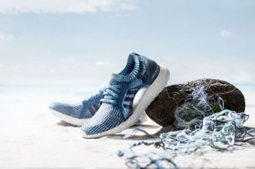 Adidas sells 1 million trainers made out of ocean plastic in 2017